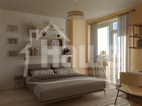 Новый двухэтажный дом в с. Молодежное