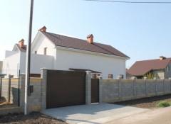 Дом 2 этажа в с. Лески улица Бочарова