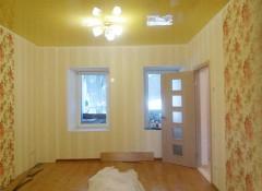 1-комнатная квартира с незаконченным ремонтом на улице Разумовской