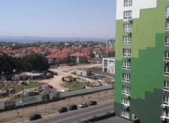 3-комнатная квартира на Марсельской/Сахарова в новом доме, с видом на море