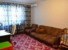 1-комнатная квартира в Лузановке с капитальным ремонтом