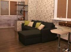 3-комнатная двухуровневая квартира на Крупской