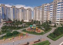 """1-комнатная квартира в ЖК """"Ventum"""" на Сахарова"""