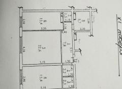 3-х этажный дом в Светлом. Старые Дачи.