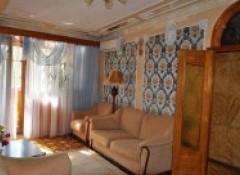 3-комнатная квартира на Черноморской