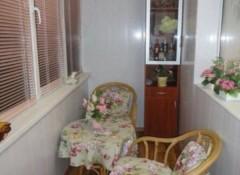 """2-комнатная квартира в """"сотовом"""" проекте на Затонского"""