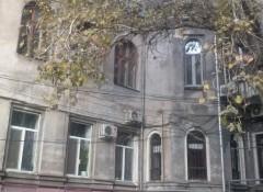 Двухэтажный дом в с. Нерубайское