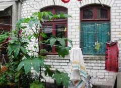 Два дома на одном участке на Краснослободской/Крылова