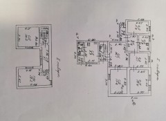 2-комнатная квартира с ремонтом в кирпичном доме на Сахарова