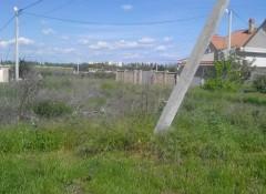 Участок под строительство жилого дома в с. Новая Дофиновка